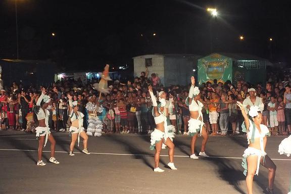 Carnaval de Santa Clara.